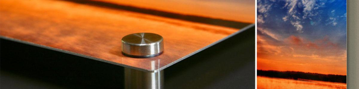 УФ-печать на металле